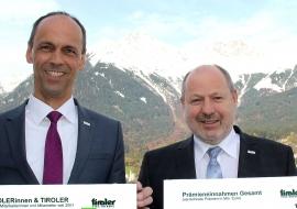Tiroler Vorstand Tiroler Versicherung